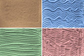 Textures of sand — Stock Photo