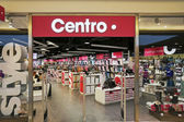 Centro Style  shoes store — Stock Photo