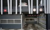 Multilevel  car parking  — Stock Photo