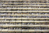 Steps of a  stone ladder — Stock Photo