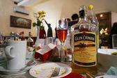 Whisky of the Glen Crinan brand party — Stock Photo