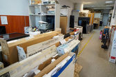 Tvs  repair in service center — Stock Photo