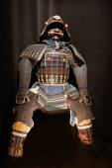 Samurai armor — Stock Photo