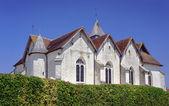 Middeleeuwse parochiekerk — Stockfoto