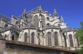Cathedral in Troyes — Stockfoto