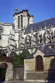 Cathedral in Troyes — Stock Photo