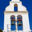 Church tower in Corfu island — Stock Photo #70609611