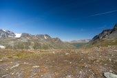 Besseggen Ridge in Jotunheimen National Park, Norway — Stock Photo