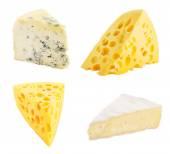 Cheese set 1 — Стоковое фото