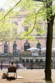 Have a break in the city — Foto de Stock