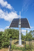 Solarzellen — Stock Photo