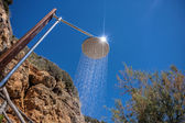 Shower in the Summer — Stock Photo