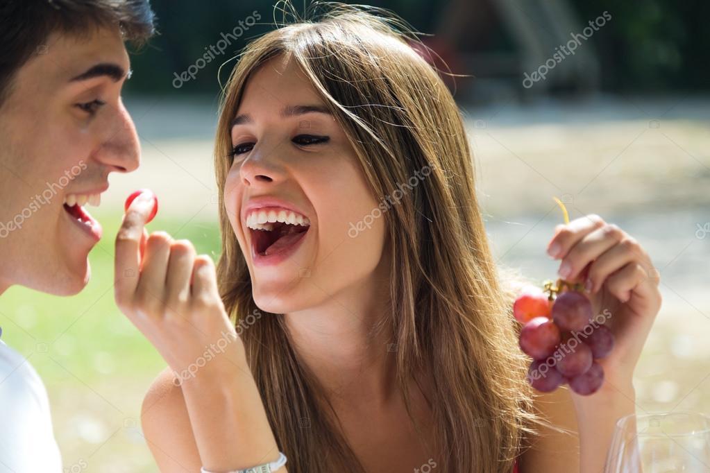 Comendo romántico