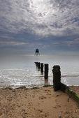 Old Lighthouse,UK — Stock Photo