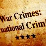 War crime — Stock Photo #53843847