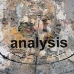 Analysis target — Stock Photo #54154519