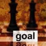 Goal concept — Stock Photo #54156229