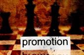 Promotion concept — Stock Photo