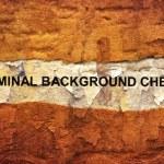 Criminal background check — Stock Photo #54573497