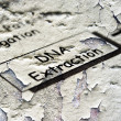 DNA extraction — Stock Photo #60014227