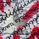 Down syndrome — Stock Photo #60014475