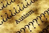 Autisme concept — Stockfoto