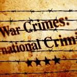 War crime — Stock Photo #68484091