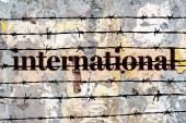 International  — Stock Photo