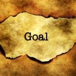 Goal concept — Stock Photo #73702941