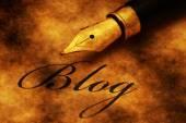 ブログを書く — ストック写真