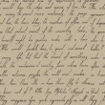 Hand written vintage pattern — Stock Vector #69826483