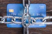 Secure payments concept — Stok fotoğraf