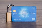Secure transactions concept — Stok fotoğraf