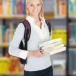 Female College Student — Stock Photo #58792067