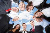 Multiethnic Businesspeople — Stock Photo