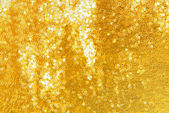 Golden  glitter sparkle  background — Foto Stock