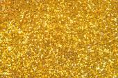Guld glitter bakgrund — Stockfoto