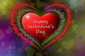 Valentines day greeting — Stock Photo