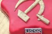 Torta sovietico — Foto Stock