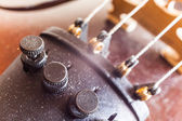 Violin Micro Tuners  — Stock Photo