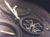 Ручные часы — Стоковое фото
