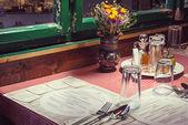 Serbian Restaurant — Stock Photo