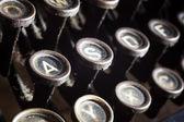 Maszynę do pisania — Zdjęcie stockowe
