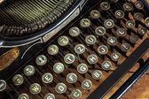 Machine à écrire — Photo