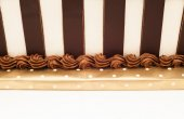 Chocolate Cake Background  — Stock Photo