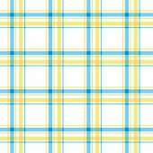Plaid square pattern — Stock Vector
