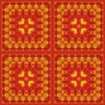Seamless pattern, oil painting — Stock Photo #55769485