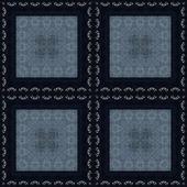 Bezešvé pattern olejomalba — Stock fotografie