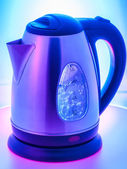 Kettle with water — Stock Photo