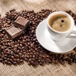 Coffee time concept — Stock Photo #68446477